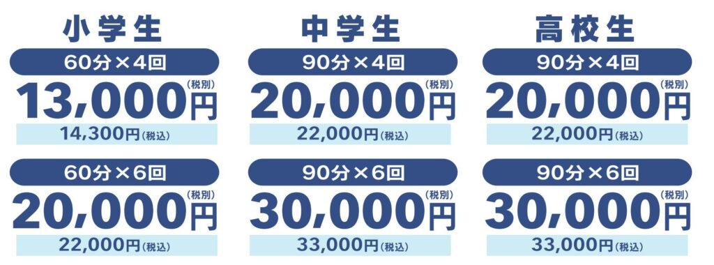 個別指導塾 夏の1対1講習 KATEKYO学院 東室蘭駅前校